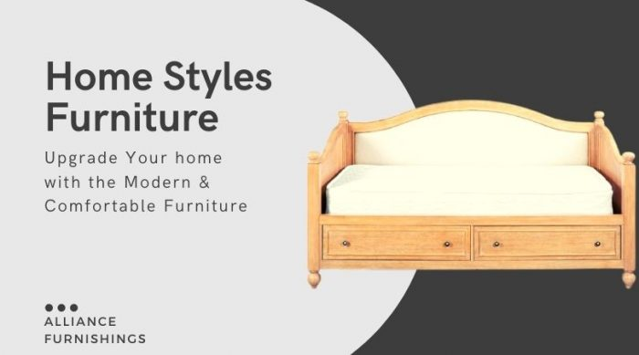 Upgrade Your Home With Home Styles Furniture
