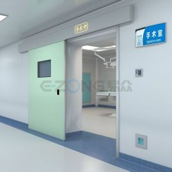 Cleanroom Airtight Sliding Door