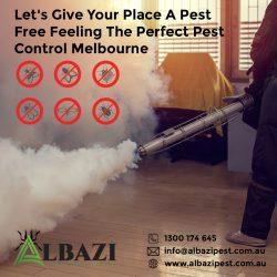 Best Pest Control Service Melbourne