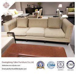 Custom Hotel Furniture with Lobby Fabric Sofa (YB-O-38)