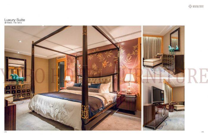 Luxury Hotel Bedroom Furniture