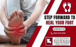 Advanced Foot and Ankle Clinic