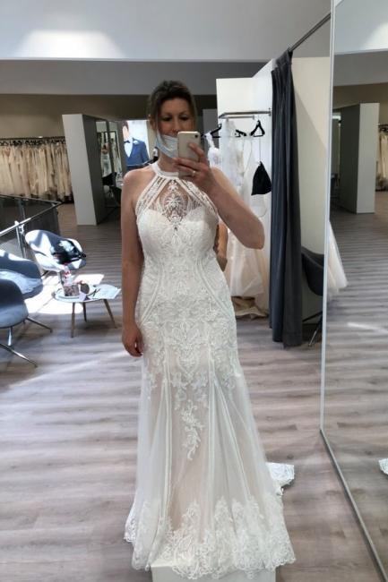 Schöne Hochzeitskleider Meerjungfrau   Hochzeitskleider Mit Spitze