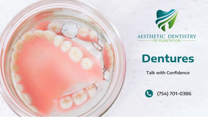 Affordable Dentures in Plantation