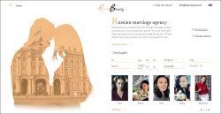 Agence matrimoniale parlant francais