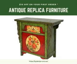Why antique reproduction furniture is a must buy?