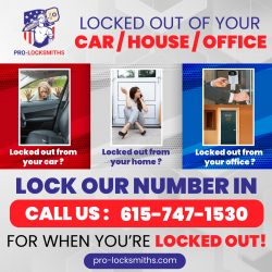 Safe and Lock Company | Licensed Locksmith | Pro-Locksmiths