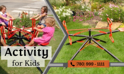 Backyard Toys and Essentials for Your Kids