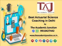 Best Actuarial Science Coaching In Delhi