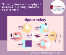 Get The Best Anxiety Treatment With The Trained Therapist – Ammirati Counseling