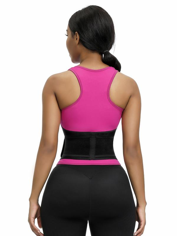 Best Neoprene Waist Trainer Vest | Plus Size Zipper Waist Trainer