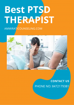 Get the Best PTSD Therapy in Chicago – Ammirati Counseling