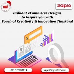 eCommerce Website Design Dubai | Zapio Technology