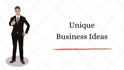 Unique Business ideas to Start Today- Dr. Rissy's Writing & Marketing