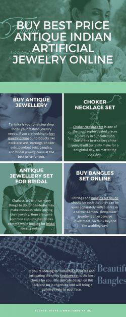 Buy Best Price Antique Indian Artificial Jewelry Online