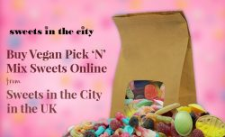 Buy Vegan Pick 'N' Mix Sweets Online from Sweets in the City in the UK