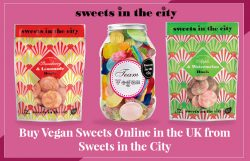Buy Vegan Sweets Online in the UK from Sweets in the City