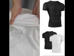 Classic Sport T-shirt (Black and White) – YouTube