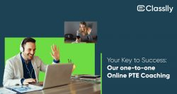 Your Key to Success: Our one-to-one Online PTE Coaching