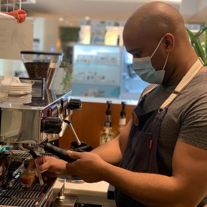 Top Coffee Cafe in Houston Galleria