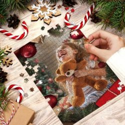Custom Photo Jigsaw Puzzle Best Stay-At-Home Gifts – 35-1000 Pieces