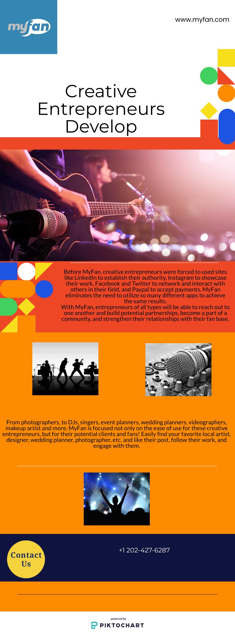 Best Music Industry Business – Myfan