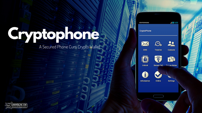 Cryptophone: A New Way To Keep Your Cryptocurrency Safe