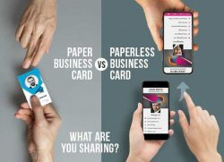 How to share your Digital Business Card?
