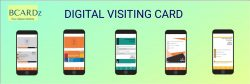 Create Unique Digital Visiting Card for Your Business