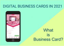 Digital Business Cards in 2021