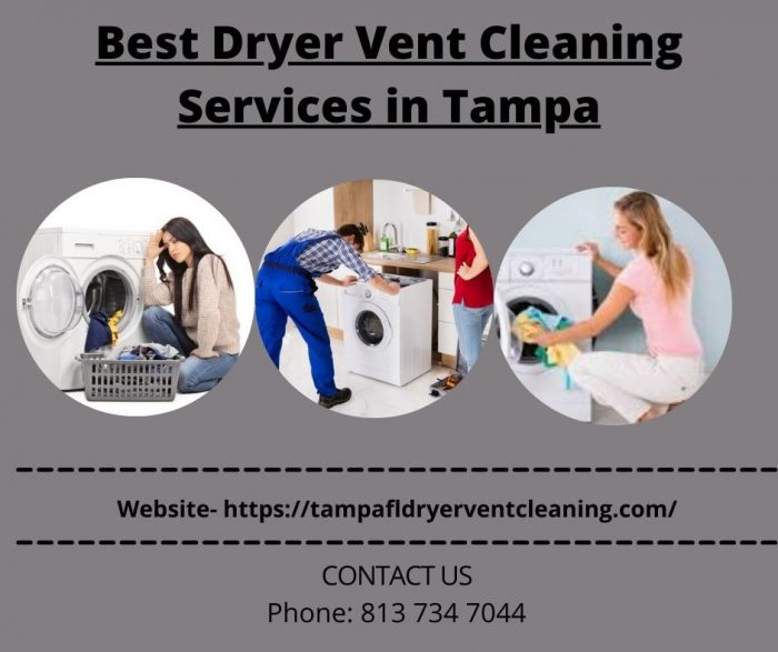 Get the Best Dryer Vent Cleaning In Tampa