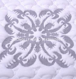 RL24-16B Poly/Spandex Knitted Jacquard Mattress Fabric