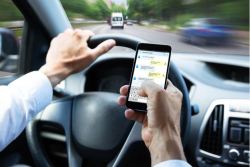 Distracted Driving Lawyers New Jersey