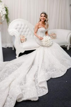 Luxus Brautkleider Meerjungfrau Spitze | Wunderschöne Hochzeitskleider
