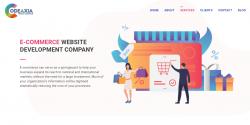 ecommerce website development company in india