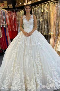 Schöne Brautmoden Brautkleider | Hochzeitskleider Prinzessin