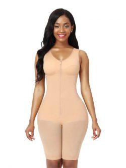 FeelinGirl Full Body Shaper Butt Lifter Tummy Control Bodysuit