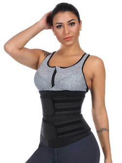 FeelinGirl Plus Size Waist Trainer For Women | Workout Waist Trainer