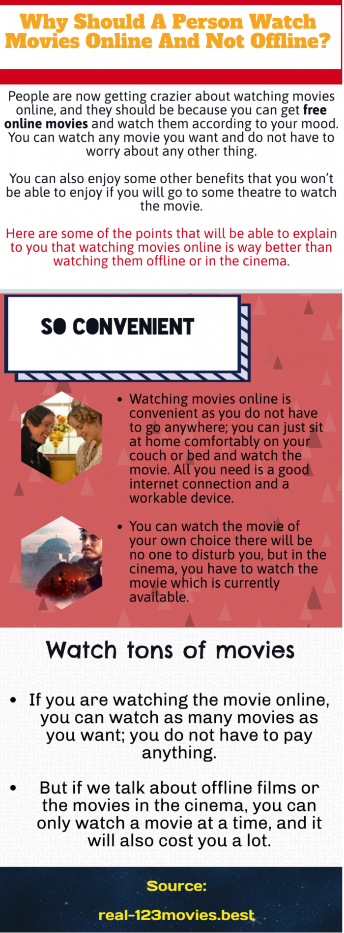 Tips In Mind before Watch The Online Movies
