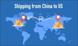 Freight forwarder from China to US