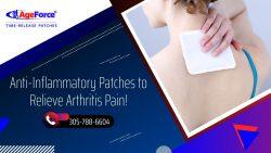 Get Anti-Inflammation Transdermal Patches Online