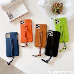 ロエベ iPhone12/12pro maxケース 斜めがけ カード入れ LOEWE iphone12pro maxケース お洒落