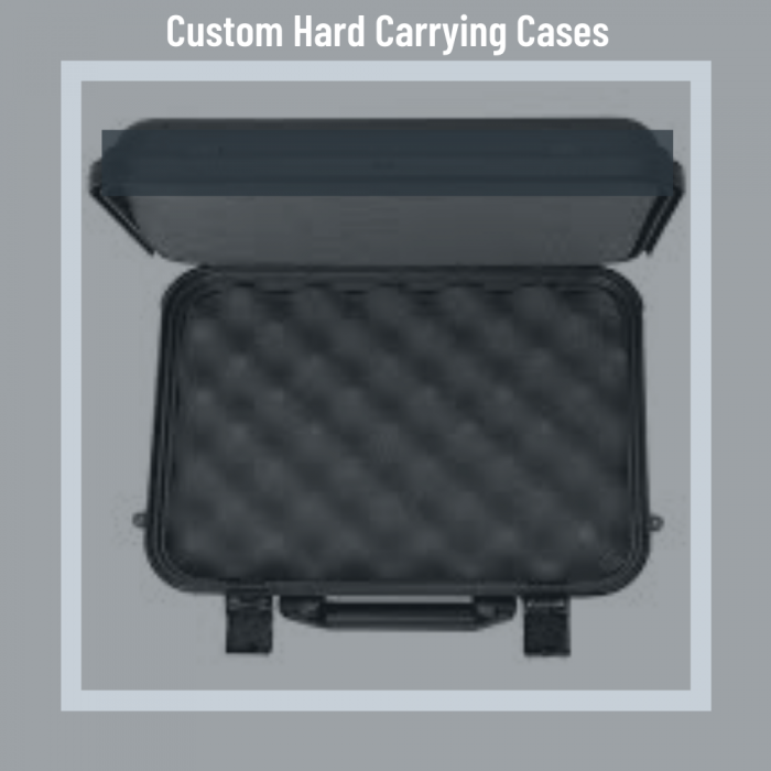 Hard Custom Carrying Cases for Small Instruments