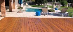 hardwood decking for sale