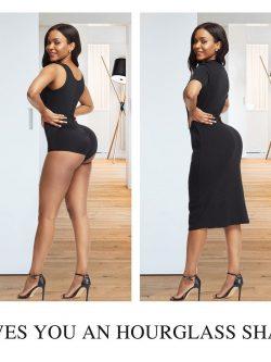 High Waist Shaper Panty Brief Bodysuit | Women's Body Shaper Panty – Sculptshe
