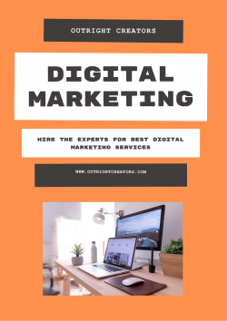 Hire The Experts For Digital Marketing Agency in Hyderabad – Outright Creators