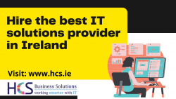 Hire the Best IT Solutions provider in Ireland