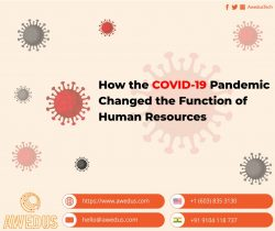How the COVID-19 Pandemic Changed the Function of Human Resources
