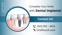 Improve Your Smile & Appearance with Dental Implants