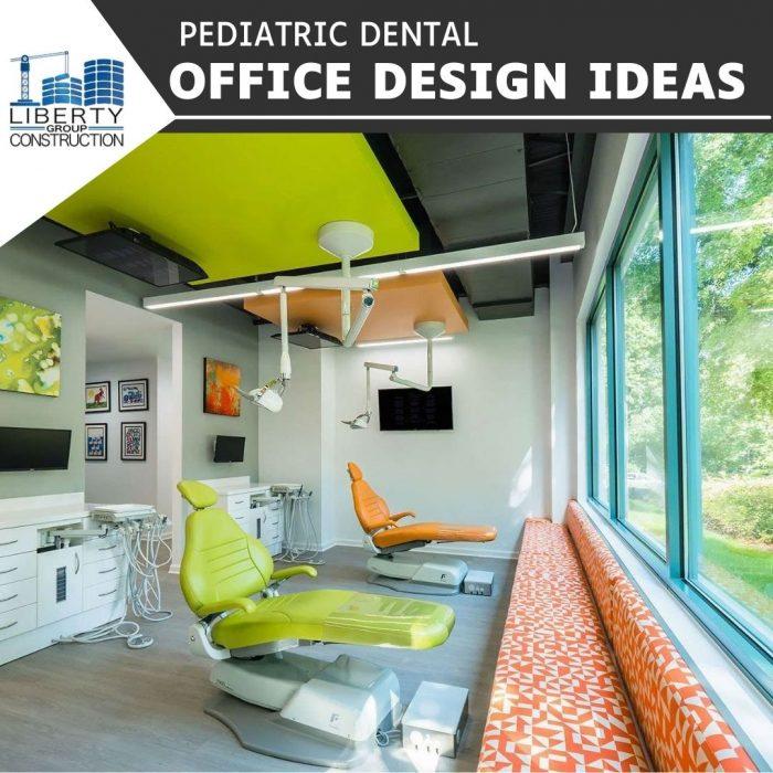 Innovative Office Designs for Dental Industries